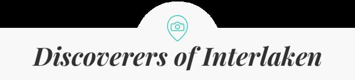 Discoverers of Interlaken