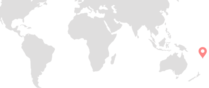 Map of Viti Levu